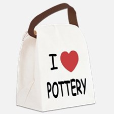 POTTERY.png Canvas Lunch Bag
