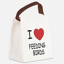 FEEDINGBIRDS.png Canvas Lunch Bag