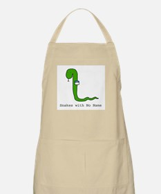 Snakes with No Name BBQ Apron