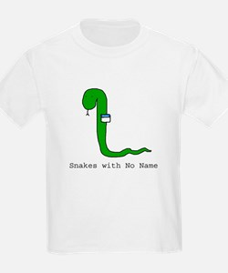 Snakes with No Name Kids T-Shirt
