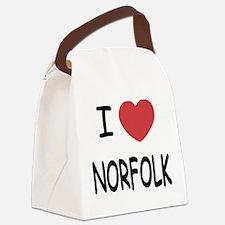 NORFOLK.png Canvas Lunch Bag