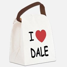 DALE.png Canvas Lunch Bag