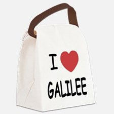 GALILEE.png Canvas Lunch Bag