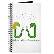 Snakes with Champagne Journal