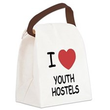 YOUTH_HOSTELS.png Canvas Lunch Bag
