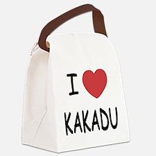 KAKADU.png Canvas Lunch Bag