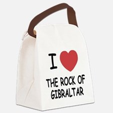 ROCK_OF_GIBRALTAR.png Canvas Lunch Bag