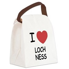 LOCH_NESS.png Canvas Lunch Bag
