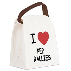 PEPRALLIES.png Canvas Lunch Bag