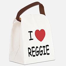REGGIE.png Canvas Lunch Bag
