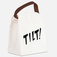 tilt.png Canvas Lunch Bag