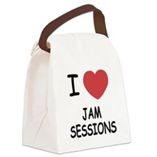 JAMSESSIONS.png Canvas Lunch Bag