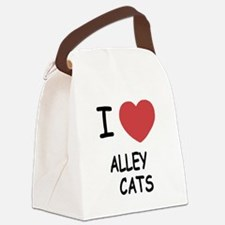ALLEYCATS.png Canvas Lunch Bag