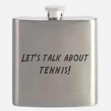 Lets talk about TENNIS Flask