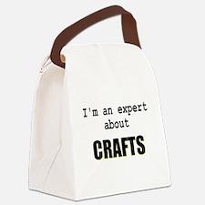 Im an expert about CRAFTS Canvas Lunch Bag