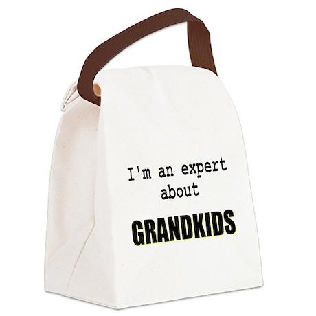 Im an expert about GRANDKIDS Canvas Lunch Bag