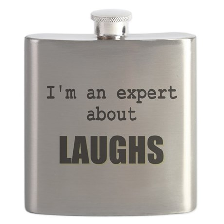Im an expert about LAUGHS Flask