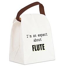 Im an expert about FLUTE Canvas Lunch Bag