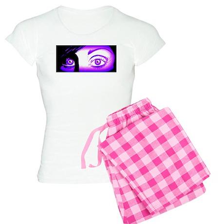 Purple Monique Women's Light Pajamas