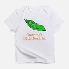 Grandmas Little Sweet Pea Infant T-Shirt