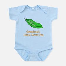 Grandmas Little Sweet Pea Infant Bodysuit