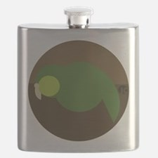 kakapo circle.png Flask