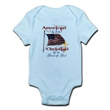 American by Birth Christian by the Grace of God In