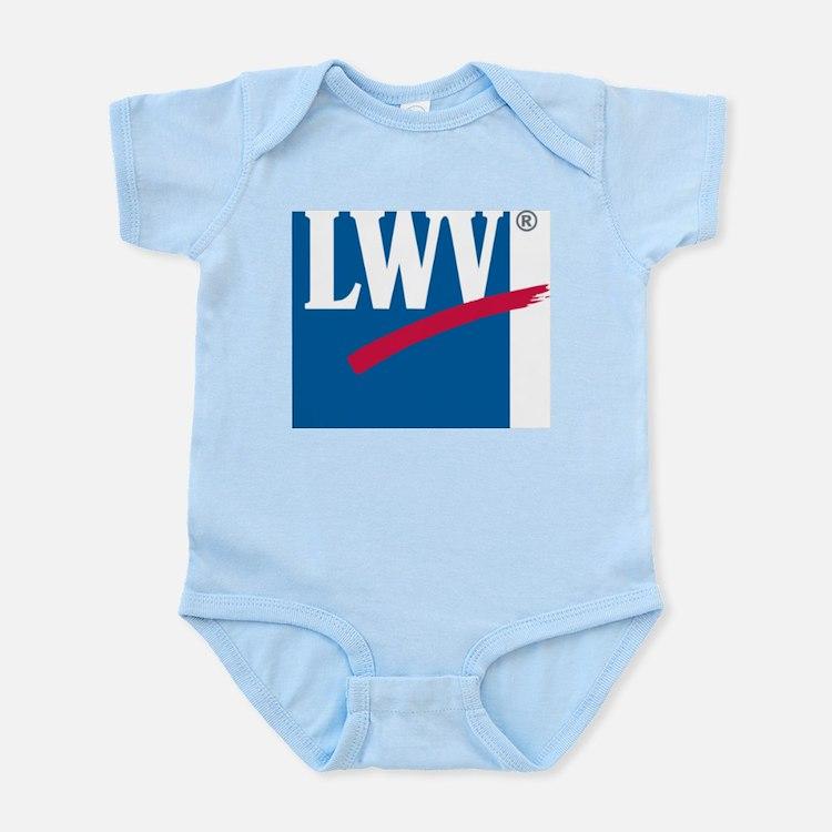 LWV Logo Infant Bodysuit