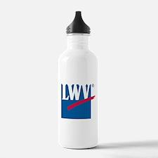 LWV Logo Sports Water Bottle