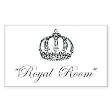 Royal Room Decal