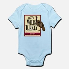 Hunt Wild Turkey Infant Bodysuit