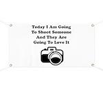Shoot Someone Camera Banner