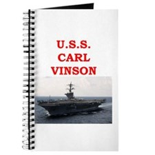 carl vinson Journal