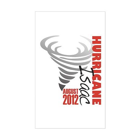 Hurricane Isaac 2012 Sticker (Rectangle)