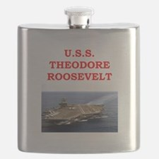 theodore roosevelt Flask