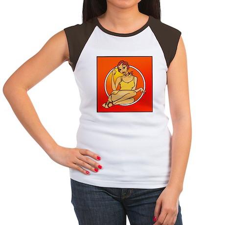 42nd St Women's Cap Sleeve T-Shirt