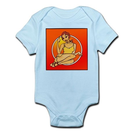 42nd St Infant Creeper