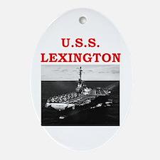 lexington Ornament (Oval)