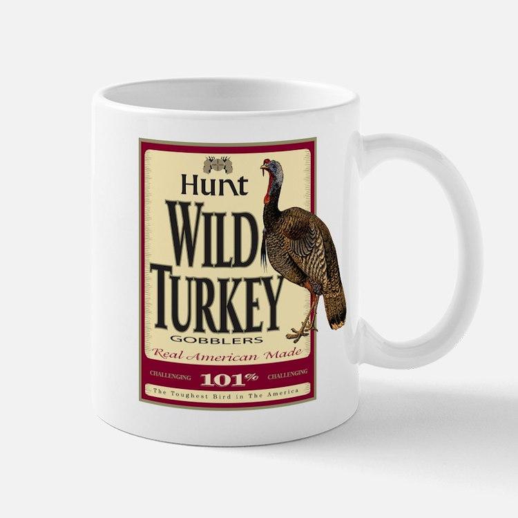 Hunt Wild Turkey Mug
