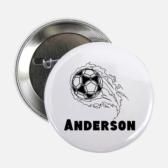 "Personalized Soccer 2.25"" Button (100 pack)"