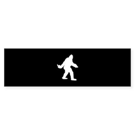 bigfoot bmprstkr.png Sticker (Bumper)