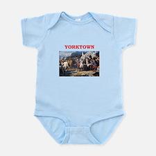 YORKTOWN.png Infant Bodysuit