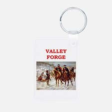 valley forge Keychains