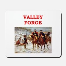 valley forge Mousepad
