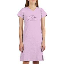 Sketch Rat Women's Nightshirt