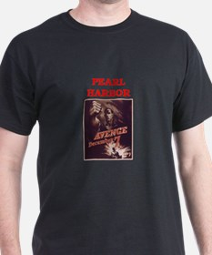 pearl harbor poster T-Shirt