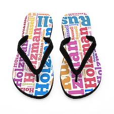 russell Flip Flops