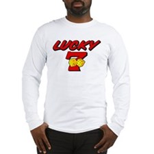 Lucky 7 Long Sleeve T-Shirt