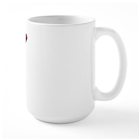Lucky 7 Large Mug