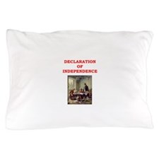 declaration of independence Pillow Case